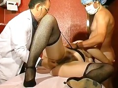 BBW mature slut in BDSM game of sex p...
