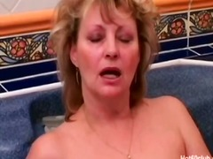 granny, blowjob, blonde, college,