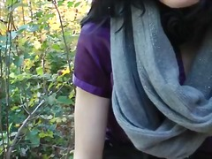 outdoor, throatfuck, outdoorgirl