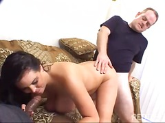 Redtube - Busty girl enjoys ever...