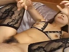 DrTuber Movie:Sexy asian anal coitus with li...