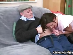 men, threesome, european, old, stockings