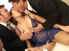ProPorn Movie:Hot milf rui horie with three ...