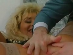 cock, nylon, blowjob, milf, brunette, blonde, fisting, threesome, group