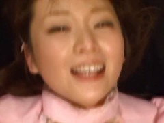 Japanese maiden gets m... video