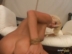 Jayden james is making out with hot puma swede