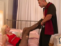 jessie volt,  black, cock, homemade