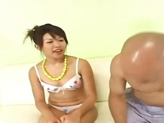 Sexy asian asshole fisting
