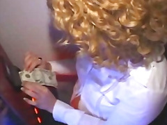 Hot blonde teen shirle... video