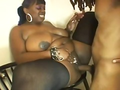 Bbw slut loves the bbc video