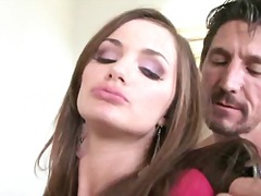 cock, mom, tits, small, lily carter