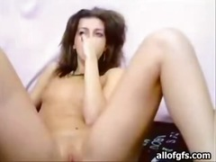 Alpha Porno - Small tits beauty rubs...
