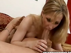 Christine creampie surprise