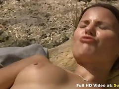 Thumb: Teen anal sex in the d...