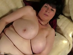 Mature bbw favorite kiki video