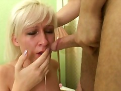 See: Russian girl fucked in...