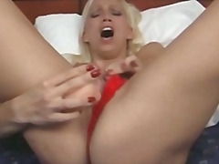 big ass, masturbation, solo, toys,