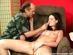 Panty fetish fingering stars small ti...