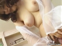 Sayaka minami flows in... video