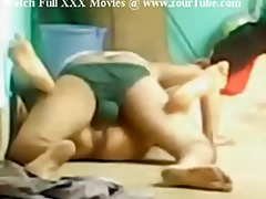 Desi couple sex session recorded on h...