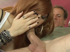 Transsexual prostitutes ryder monroe has a