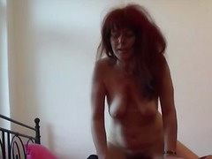 Nuvid - Young hunk fucking divorced mom