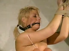 blonde, bdsm, fetish