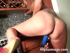 mature, toys, masturbation, brunette, wife, housewife, tease, milf