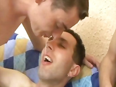Gay porn with two sexy...