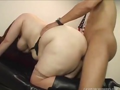 Hefty slut sexercises ...