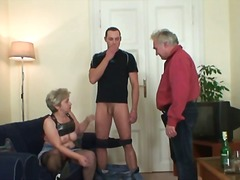 See: Naughty granny takes t...