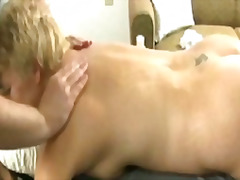 Sexual senior massage