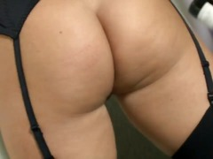 bbw, french, jerking, pornstar