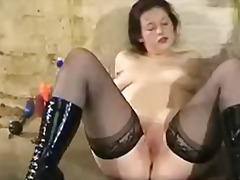 fetish, bdsm, amateur, brunette,