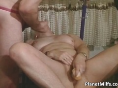 See: Hot milf and her wet o...