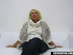 casting, homemade, old, blowjob,