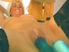 See: Hot mature blonde gets...