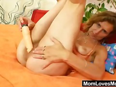 milf, amateur, skinny, mom, cougar
