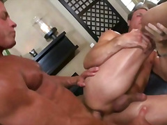 facial, muscle, gay, ass, shaved, massage