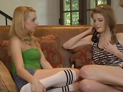 Lexi and faye know how... video