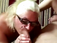 Mature blonde dutch ho... preview