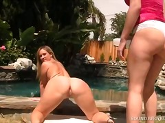 Briella bounce's hot bubble butt gets fucked