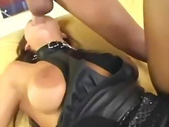 PornHub Movie:Tall babe fucking in stockings...
