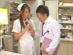 Tube8 Movie:Cute asian nurse