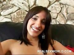 Arianna gold does a st...