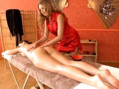 Massage with amy ...