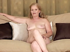 granny, mature, masturbation