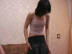 Russian wife getting f... video