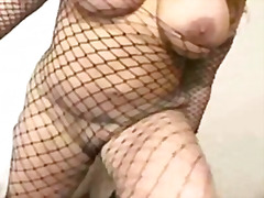tits, ass, boobs, booty, fishnets,
