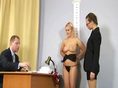 Thumb: Humiliating nude job i...